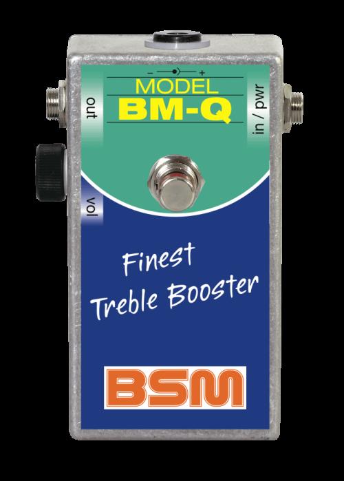 Booster Image: BM-Q Treble Booster