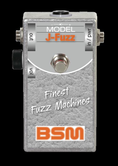 Booster Image: J-Fuzz Fuzz Machine