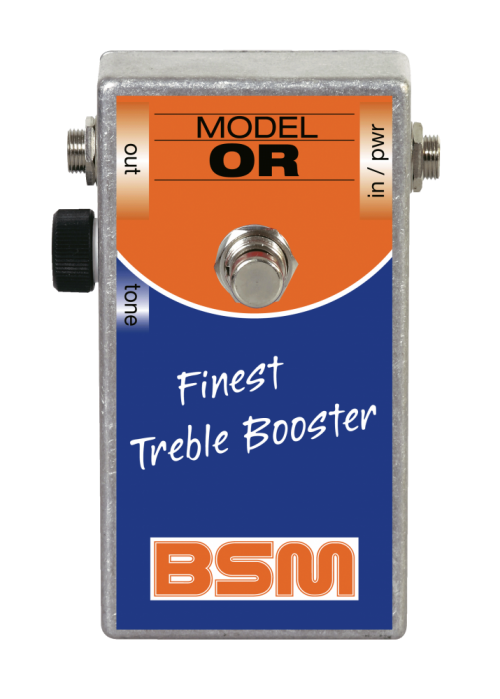 Booster Image: OR Treble/Bass Booster