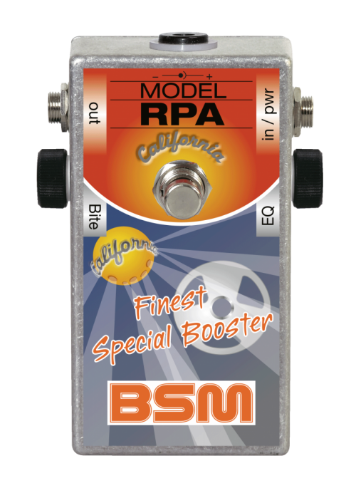 Booster Image: RPA California Special Booster