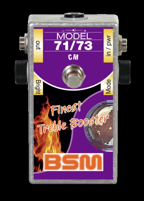 Booster Image: 71/73 CM Treble Booster